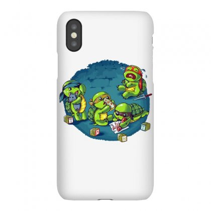The T Is Actually For Toddler Iphonex Case Designed By Dameart