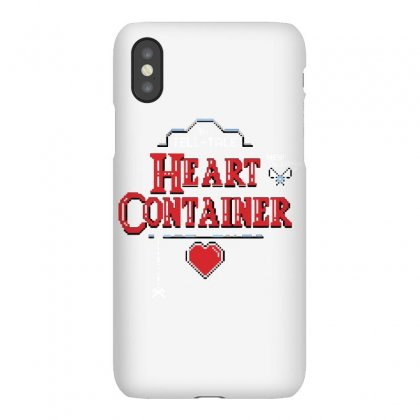 The Tell Tale Heart Container Iphonex Case Designed By Dameart