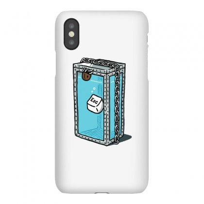 There Is No Escape Iphonex Case Designed By Dameart