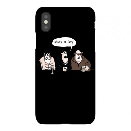 These 3 Guys Iphonex Case Designed By Dameart
