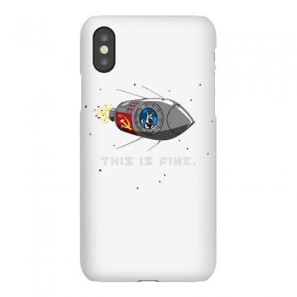 This Is Fine Vectorized Iphonex Case Designed By Dameart