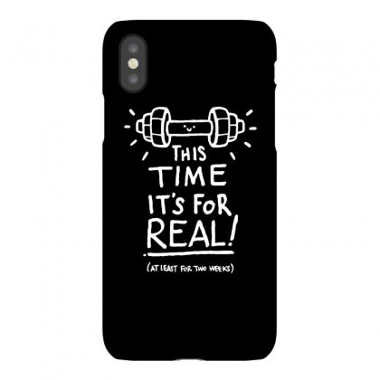This Time It's For Real Iphonex Case Designed By Dameart