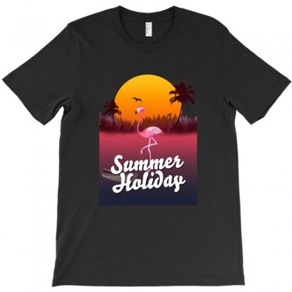Summer Holiday T-shirt Designed By Rodgergise