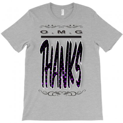 Thanks T-shirt Designed By Colle-q