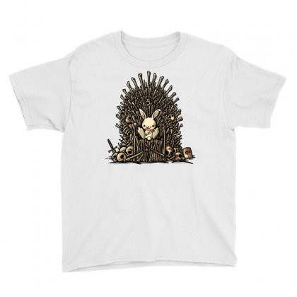 Throne Of Bones Youth Tee Designed By Dameart