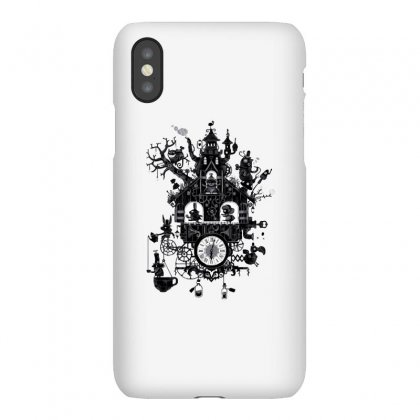 Through The Cuckoo's Nest Iphonex Case Designed By Dameart