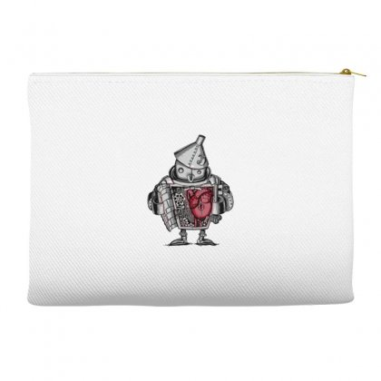 Tin Heart Accessory Pouches Designed By Dameart