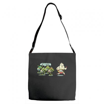 Tmnz Adjustable Strap Totes Designed By Dameart