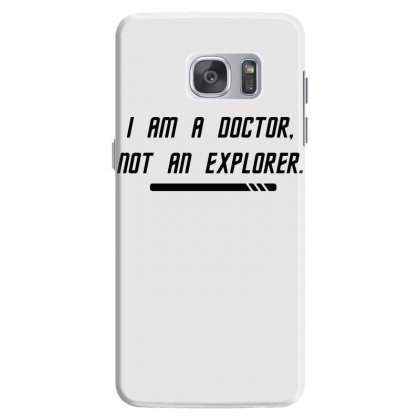 To Boldly Practice Medicine Samsung Galaxy S7 Case Designed By Dameart