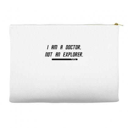 To Boldly Practice Medicine Accessory Pouches Designed By Dameart