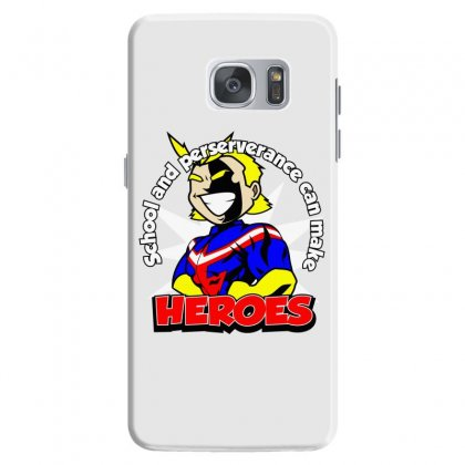 To Make A Hero Samsung Galaxy S7 Case Designed By Dameart