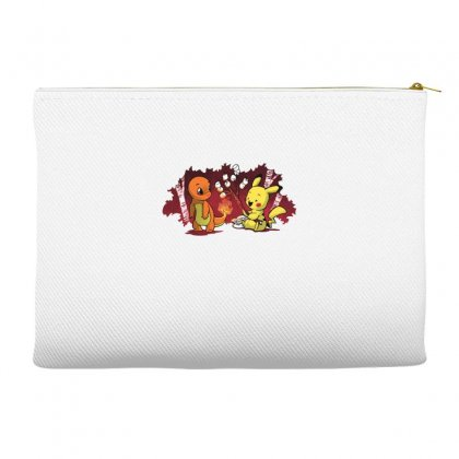 Toastymon Accessory Pouches Designed By Dameart