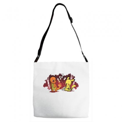 Toastymon Adjustable Strap Totes Designed By Dameart