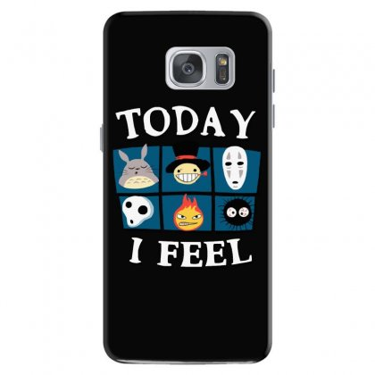 Today I Feel Samsung Galaxy S7 Case Designed By Dameart