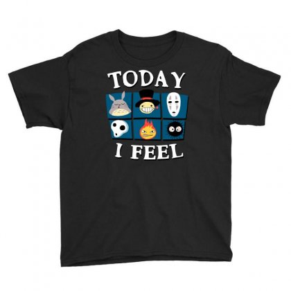Today I Feel Youth Tee Designed By Dameart