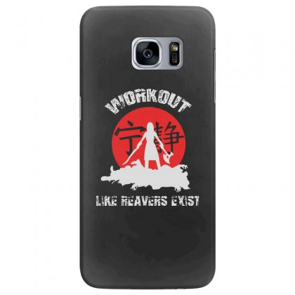 Workout   Like Reavers Exist Samsung Galaxy S7 Edge Case Designed By Rodgergise