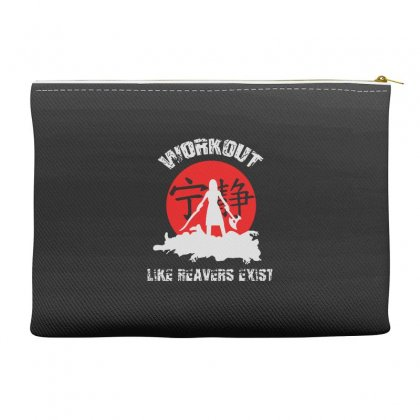 Workout   Like Reavers Exist Accessory Pouches Designed By Rodgergise