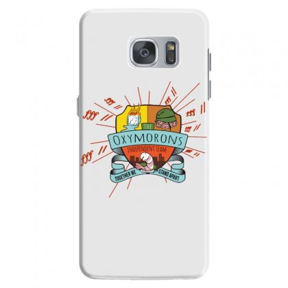 Together We Stand Apart Samsung Galaxy S7 Case Designed By Dameart