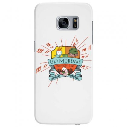 Together We Stand Apart Samsung Galaxy S7 Edge Case Designed By Dameart
