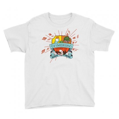 Together We Stand Apart Youth Tee Designed By Dameart