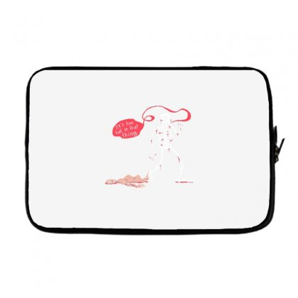 Too Hot Laptop Sleeve Designed By Dameart