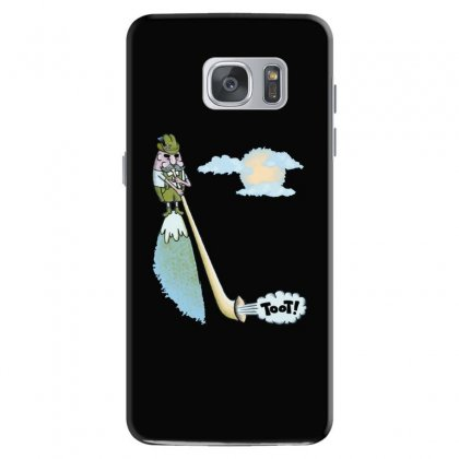 Tooting Your Own Horn Samsung Galaxy S7 Case Designed By Dameart