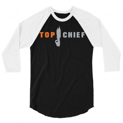 Top Chief 3/4 Sleeve Shirt Designed By Dameart