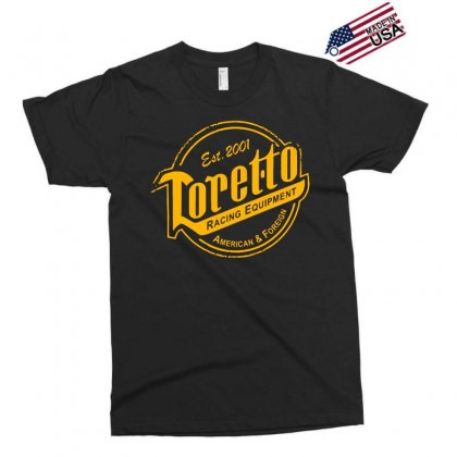Toretto Racing Exclusive T-shirt Designed By Dameart