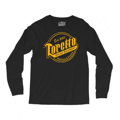 Toretto Racing Long Sleeve Shirts Designed By Dameart