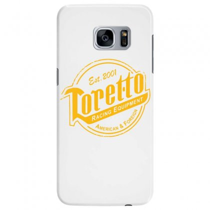 Toretto Racing Samsung Galaxy S7 Edge Case Designed By Dameart