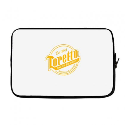Toretto Racing Laptop Sleeve Designed By Dameart