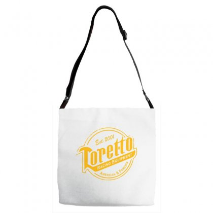 Toretto Racing Adjustable Strap Totes Designed By Dameart
