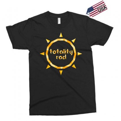 Totality Rad Exclusive T-shirt Designed By Dameart