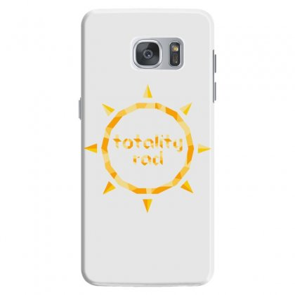 Totality Rad Samsung Galaxy S7 Case Designed By Dameart