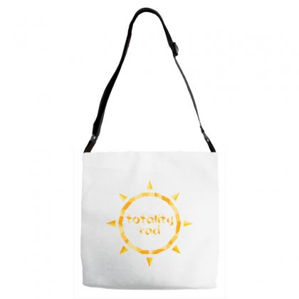 Totality Rad Adjustable Strap Totes Designed By Dameart