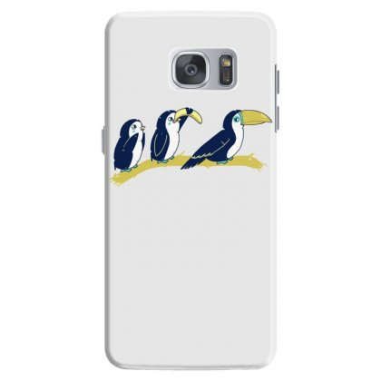 Toucan Play At That Game Samsung Galaxy S7 Case Designed By Dameart