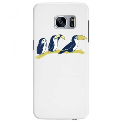 Toucan Play At That Game Samsung Galaxy S7 Edge Case Designed By Dameart