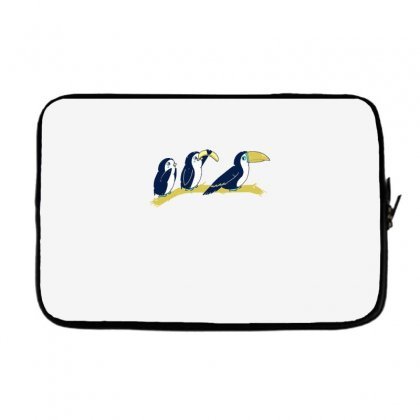 Toucan Play At That Game Laptop Sleeve Designed By Dameart