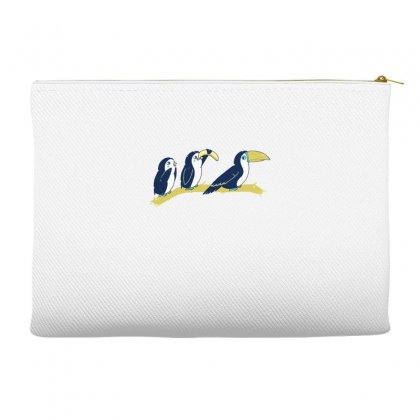 Toucan Play At That Game Accessory Pouches Designed By Dameart