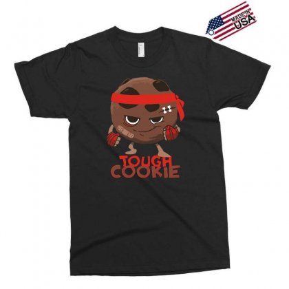 Tough Cookie Exclusive T-shirt Designed By Dameart