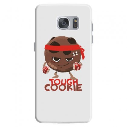 Tough Cookie Samsung Galaxy S7 Case Designed By Dameart