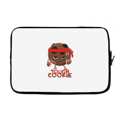 Tough Cookie Laptop Sleeve Designed By Dameart