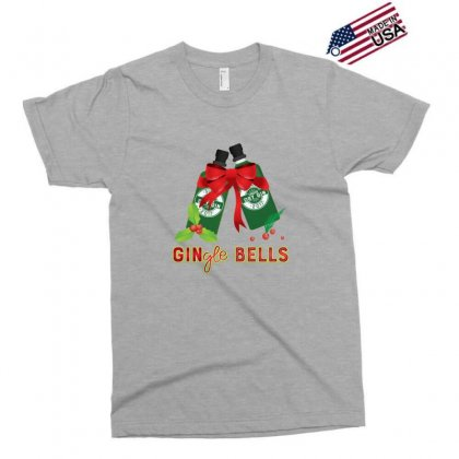 Gingle Bells Funny Merry Christmas Drinking Exclusive T-shirt Designed By Sr88