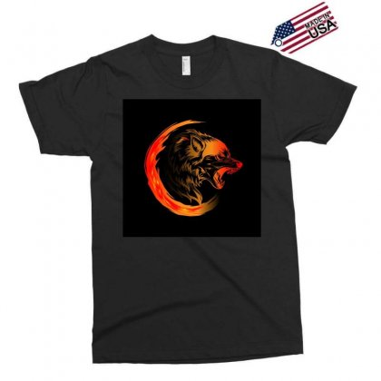 Amoled Wolf Exclusive T-shirt Designed By Itsjvs