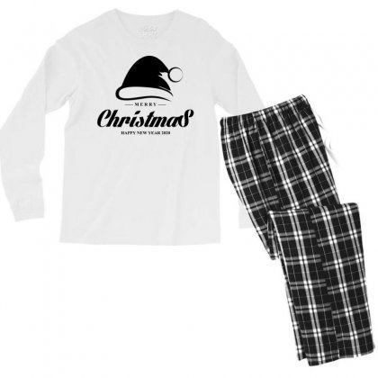 Christmas 2020 Men's Long Sleeve Pajama Set Designed By Gareng