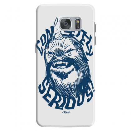 Completely Serious Samsung Galaxy S7 Case Designed By B4en1