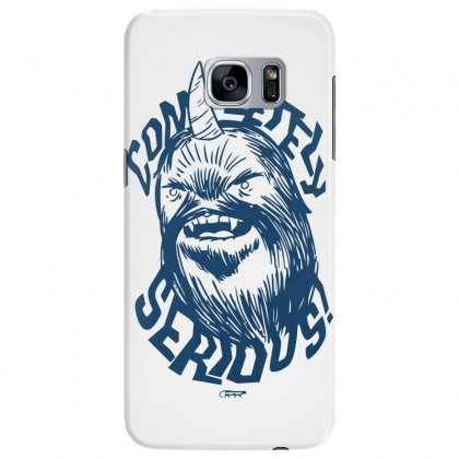 Completely Serious Samsung Galaxy S7 Edge Case Designed By B4en1