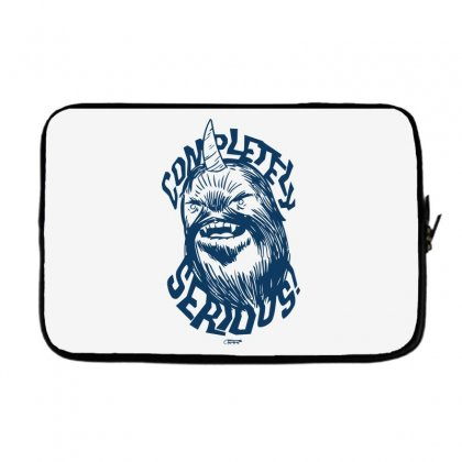 Completely Serious Laptop Sleeve Designed By B4en1