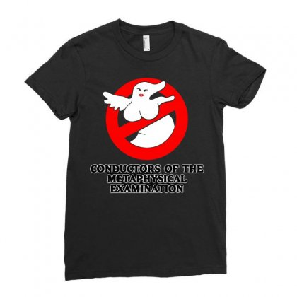 Conductors Of The Metaphysical Examination Ladies Fitted T-shirt Designed By B4en1