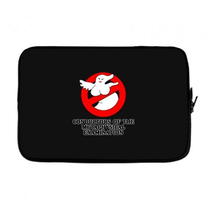Conductors Of The Metaphysical Examination Laptop Sleeve Designed By B4en1